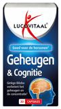 Afbeelding vanLucovitaal Geheugen & Cognitie Capsules 30CP