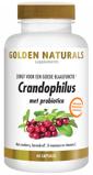 Afbeelding vanGolden Naturals Crandophilus, 60 Veg. capsules