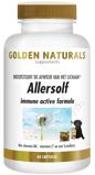 Afbeelding vanGolden Naturals Allersolf immune actieve formule (60 capsules)