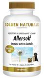 Afbeelding vanGolden Naturals Allersolf immune active formula (180 tabletten)