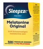 Afbeelding vanSleepzz Melatonine original 100 mcg (500 tabletten)