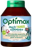 Afbeelding vanOptimax Scholieren Weerstand Multi 60 kauwtabletten