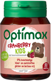 Afbeelding vanOptimax Kinder Cranberry Beer (60Tab) OOX6010