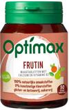 Afbeelding vanOptimax Frutin Maagtabletten, 50 Kauw tabletten
