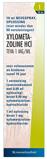 Afbeelding vanTeva Xylometazoline hci 1mg/ml neusspray 10ml