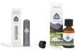 Afbeelding vanCHI Aroma inhaler + Davos kuurolie (10 ml)