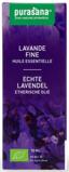 Afbeelding vanPurasana Etherische Olie Echte Lavendel 30ML