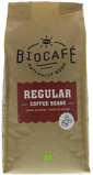 Afbeelding vanBiocafe Koffiebonen regular (1 kilogram)