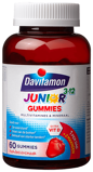 Afbeelding vanDavitamon Junior gummies multi (60 gummies)