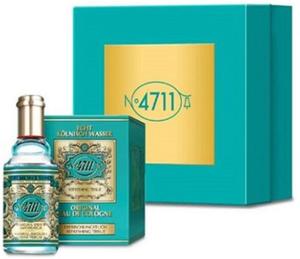 Afbeelding van 4711 Geschenkset eau de cologne + tissues set 90 ml