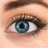 Afbeelding vanPretty Eyes Daglens blauw 1.50 2st