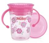 Afbeelding vanNuby Wonder Cup 240 ml Roze 6 Maanden+, 1 stuks