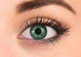 Afbeelding vanPretty Eyes 1 maand kleurlens groen 2 stuk