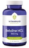 Afbeelding vanVitakruid Betaine Hcl 650 Mg & Pepsine 160 Mg, 120 tabletten