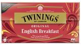 Afbeelding vanTwinings English breakfast envelop zwart (25 stuks)