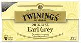 Afbeelding vanTwinings Earl grey envelop zwart (25 stuks)
