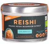 Afbeelding vanSuperfoodies Reishi Mushroom Extract CALMNESS 60GR