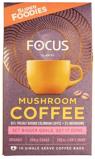 Afbeelding vanSuperfoodies Mushroom coffee focus 10 gram zakjes (10 stuks)