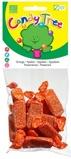 Afbeelding vanCandy Tree Sinaasappeltoffees, 75 gram