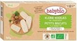 Afbeelding vanBabybio Babykoekje Hazelnoot 12 Maanden (160g)