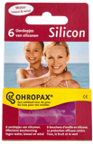 Afbeelding vanOhropax Gehoorbescherming Siliconen 6 stuks
