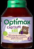 Afbeelding vanOptimax Kids Calcium Kauwtabletten 60TB