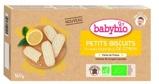 Afbeelding vanBabybio Babykoekjes 12+ mnd Citroen 160 gr