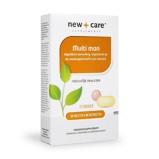 Afbeelding vanNewcare Multi Man 60 Tabletten & Zuigtabletten