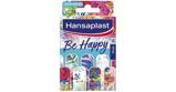 Afbeelding vanHansaplast Pleisters Be Happy Limited Edition 16ST