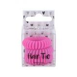Zdjęcie2K Hair Tie gumka do włosów 3 szt dla kobiet Pink