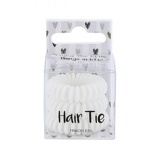 Zdjęcie2K Hair Tie gumka do włosów 3 szt dla kobiet White