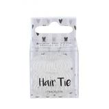 Zdjęcie2K Hair Tie gumka do włosów 3 szt dla kobiet Clear