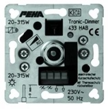 Afbeelding vanPeha Tronic Dimmer-fase-afsn-tbv Laagspanninghalogeenlamp- 20-250 Va-w- 230