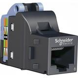 Afbeelding vanSchneider RJ45 connector utp cat6 type VDIB17716U01