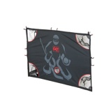 Afbeelding vanEXIT trainingswand Sniper hockeydoel 180x120cm