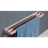 Billede afHåndklædestang dobbelt egetræ Andersen Furniture