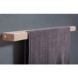 Billede afHåndklædestang enkel egetræ Andersen Furniture