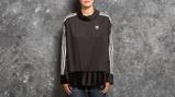Imagine dinadidas 3 Stripes Sweater Black