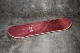 Εικόνα του40s & Shorties x HUSTLER America Skate Deck Burgundy