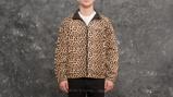 Εικόνα του40s & Shorties x HUSTLER Hooligan Track Jacket Black/ Leopard