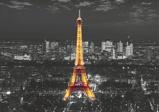 Afbeelding vanDutch Wallcoverings AG Design Eiffel In The Night (4 Delen) FTS1316