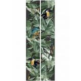Afbeelding vanKEK Amsterdam behangpaneel Wild Flowers (142,5x180 cm)