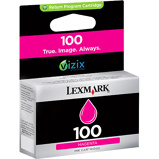 Afbeelding vanLexmark 100XL magenta Cartridge