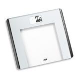 ZdjęcieADE Linette biaÅa 33 x 30 cm waga Åazienkowa elektroniczna szklana obliczajÄca wskaźnik BMI