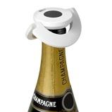 ZdjęcieADHOC Gusto (AH FV32) biaÅy korek do szampana plastikowy