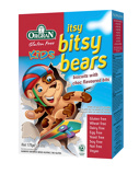 Afbeelding vanGlutenvrije Itsy bitsy bears biscuits with choc flavoured bits Orgran