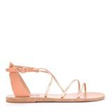 Immagine diSandalo Ancient Greek Sandals Meloivia in pelle platino