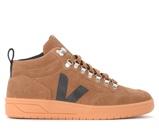 Image ofSneaker Veja Roraima in suede marrone