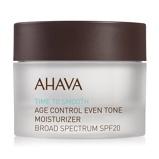 Afbeelding vanAhava Age Control Even Tone Moist. Spf20 50Ml Sun Zonbescherming Pigment Vlekken