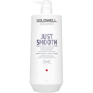 Afbeelding van 10% code LIEFDE10 Goldwell Dual Senses Just Smooth Conditioner 1000 Ml
